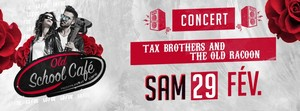 The Tax Brothers and the Old Raccoon (Rock)