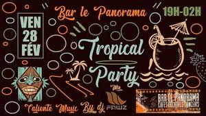 Tropical Party Mix avec DJ Fawz