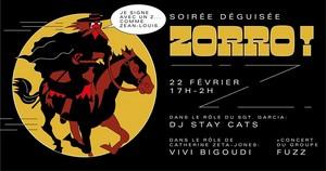 Un Z qui veut dire Zean-Louis avec Fuzz (Reprise Rock)