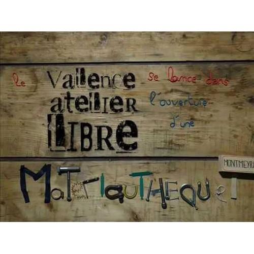 Valence Atelier Libre