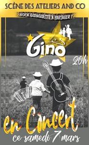 Les Gino (Rock Guinguette)