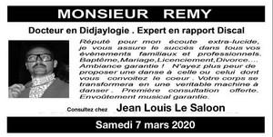 Rémy Coussin De Vaison