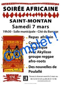 """""""COMPLET""""      Solidarité Burkina ! avec Akylisso (Reggae Afro Reggae / Roots)"""