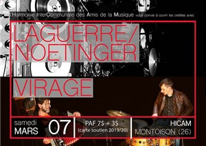 Virage + Laguerre / Noetinger