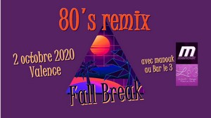 "80's Remix ""Fall Break"" avec DJ Manouk"