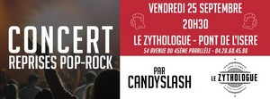 Candyslash (Pop / Rock / Blues)