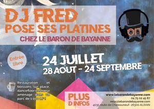 Happy Vendredi : Les Folles Soirées de DJ Fred ! #4