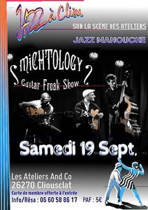 Jazz à Cliou avec Michtology (Jazz Manouche)