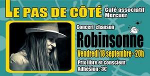Robinsonne (Chanson Française)