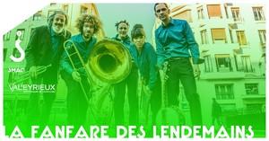 Fanfare des Lendemains avec Fanfare New Orleans