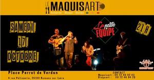 La Petite Equipe (Fusion Flamenco Funk Afro Swing)