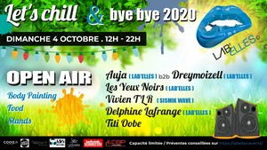 Let's chill & Bye bye 2020 / Open air